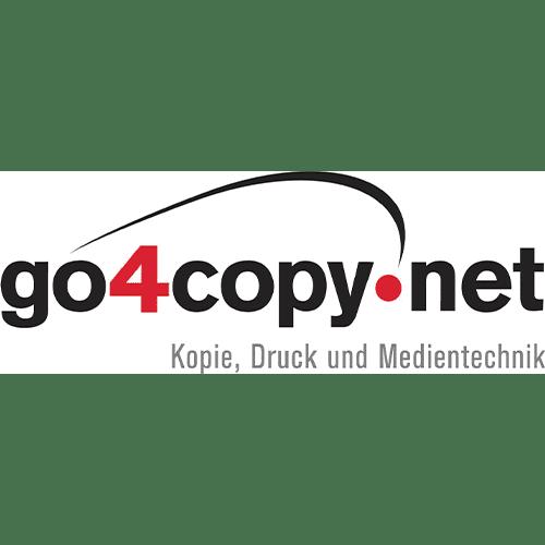 Logo von go4copy.net - Kopie, Druck und Medientechnik